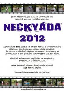 Vávrovice Neckyáda 2012